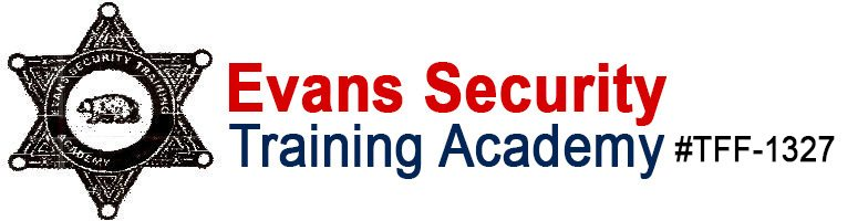 Evans Security Training Academy